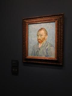 Vincent Van Gogh sure had a good sense of self.