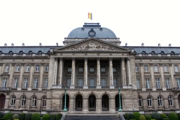 Koningsplein, Palace Royale.