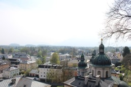 Views from Nonnberg Abbey.