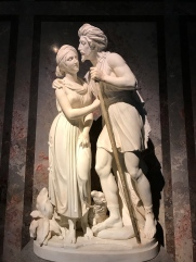 One of my favourite statues of the collection.