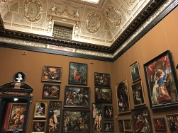 Imagine spending an afternoon admiring the works on the walls.