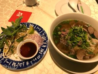 Saigon Restaurant Pho: 6.5/10.